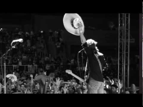 Roger Clyne & The Peacemakers - Stick It to the Man, Lyrics Video