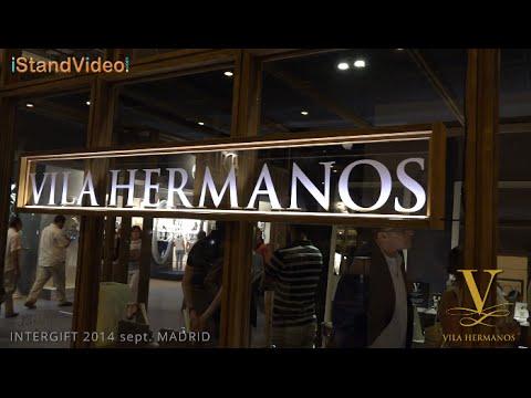 Video stand VILA HERMANOS INTERGIFT 2014 sept  MADRID iStandVideo