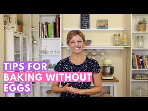 Vegan Baking Without Eggs: Our Guide To Simple Egg Replacers For Baking