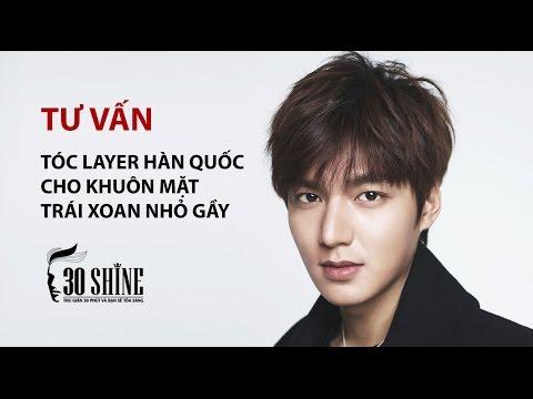 [Tư vấn] Layer Hàn Quốc cho khuôn mặt trái xoan nhỏ