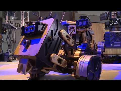 Facing Finance / Stop Killer Robots: ZDF Heute Journal, 16.11.2017