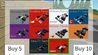 Formula 1 2015 ROBLOX