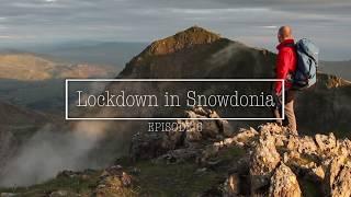 Lockdown in Snowdonia - the Afon Llugwy