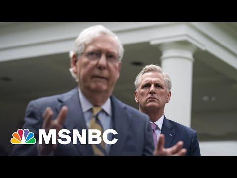 Stuart Stevens: GOP Is Comfortable Becoming An Autocratic Party
