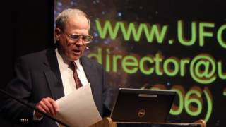 PETER DAVENPORT - LECTURE ON THE PHOENIX LIGHTS MASS UFO SIGHTING