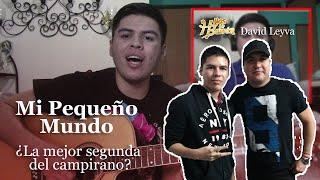 Mi Pequeño Mundo (Cover) Chanito Cota - Hijos de Barrón   Segundeando #3