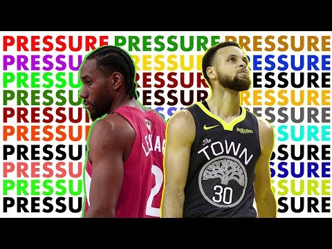 Warriors and Raptors face same obstacle in Game 5… pressure