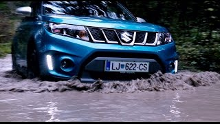Suzuki Vitara 1.4 Boosterjet Allgrip AVT. review 2016