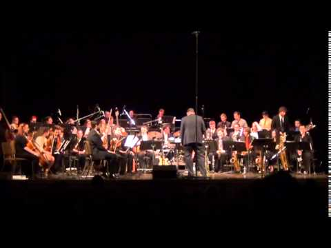 UMASS Amherst Jazz 1 / Studio Orchestra - Pink Elephants on Parade