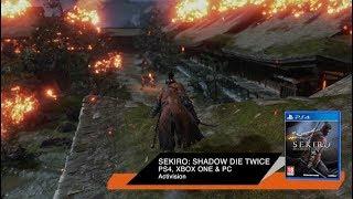 Fuera Del Control: Sekiro: Shadows Die Twice TWICE 検索動画 21