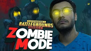 PUBG MOBILE LIVE: ZOMBIES ARE NOOB | NEW UPDATE | RESIDENT EVIL 2
