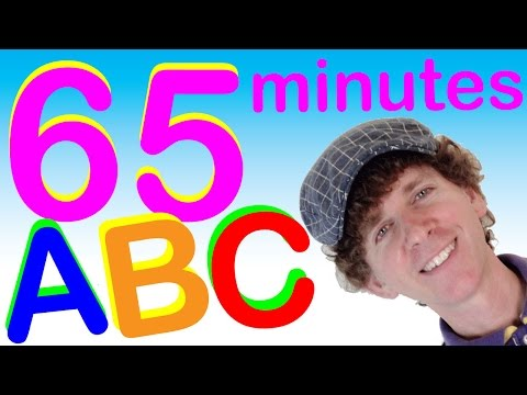 ABC Song 123s and More   1 Hour   Children's Songs with Matt