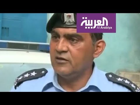 ظابط شرطة فلسطيني يغني أمام تلاميذ مدرسة  - نشر قبل 9 ساعة