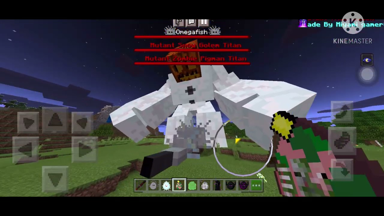 Best Traps for Mutant Creatures In Minecraft Part 1 made by Cooba Craft