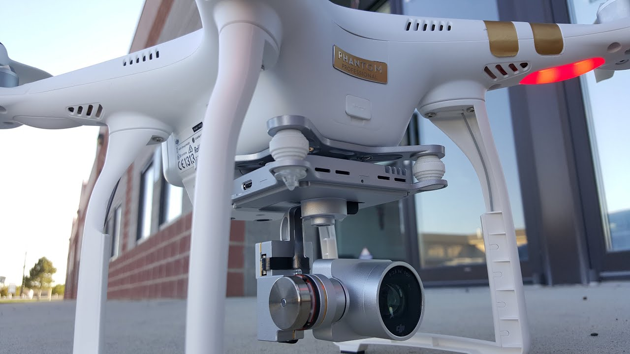 I BOUGHT A DRONE DJI Phantom 3 Professional Impressions
