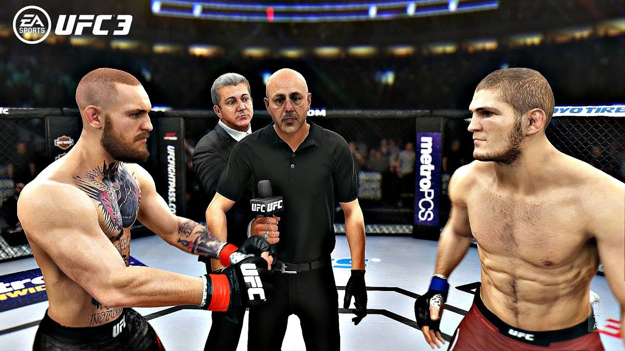Image result for UFC 3