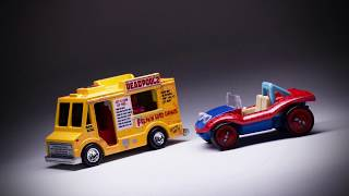 [LAMLEY DAILY] Hot Wheels Deadpool Chimichanga Truck