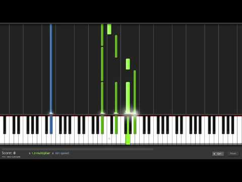 How to Play Amsterdam  Coldplay on Piano