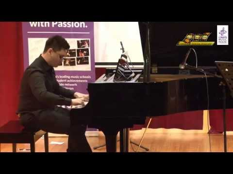 Petrarch Sonnet - Franz Liszt (Joseph Hie)