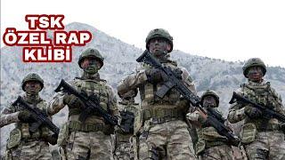 Şehitler Ölmez Vatan Bölünmez. Tsk Özel Rap Klip - Ne Mutlu Türküm Diyene