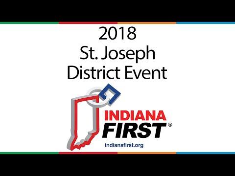 2018 INFIRST St. Joseph District Event - Qualification Match 21