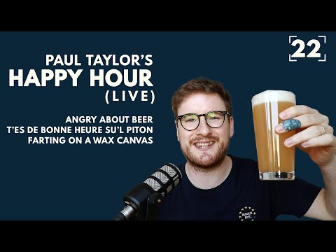 Paul Taylor's Happy Hour (Live) - 28/05/20