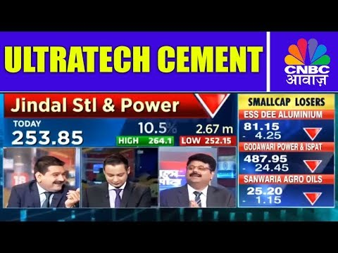 Stock In Action | Ultratech Cement | 19th Jan | CNBC Awaaz