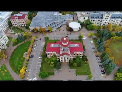 University of Manitoba , Winnipeg , Manitoba , Canada. Drone