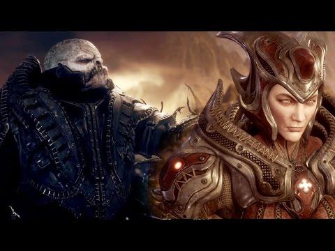 Gears Of War: Ultimate Edition Ending (Final Boss) RAAM Boss Fight 1080p HD