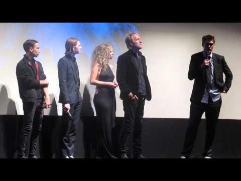 Len & Company  TIFF 2015  Juno Temple Rhys I   Video 2