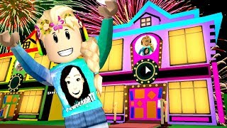 Roblox / FIREWORKS IN MY ESTATE!! / Meep City / GamingwithPawesomeTV