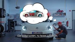 Receptia Directa Volkswagen