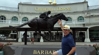 Churchill Downs Backside - Louisville KY