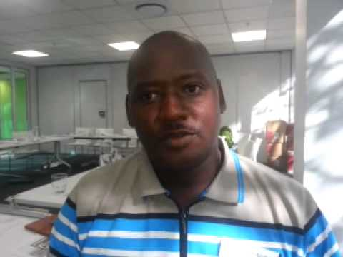 Maxx Alumni - Mr Gama solar power Swaziland