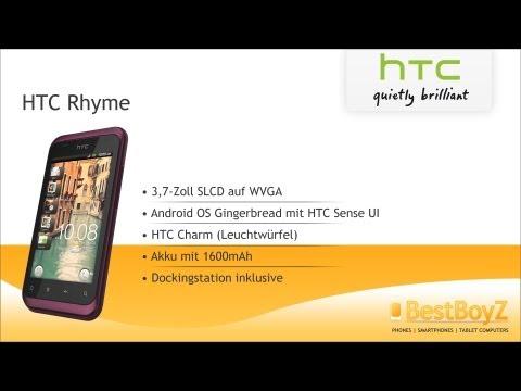Review: HTC Rhyme | BestBoyZ