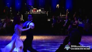 tony dovolani sharna burgess dance 1 2016 bma foundation dancing with the stars