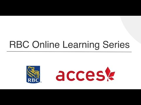 RBC Online Learning Series: Networking