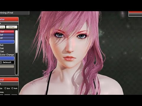 Claire Farron Lightning - Honey Select Card