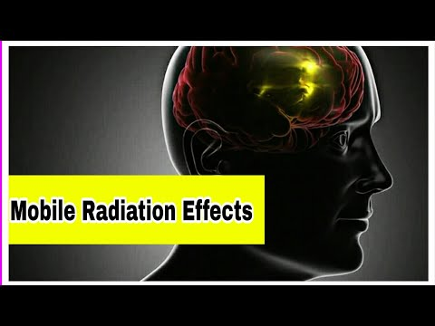 How Your Phone Affects Your Brain And Body,Mobile radiation affects solutions(Urdu /hindi)