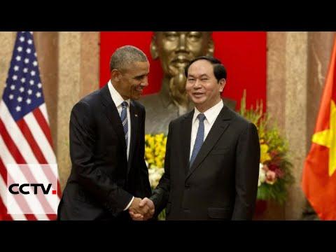 Vietnam-US Relations: Obama says TPP will boost Vietnam's economy