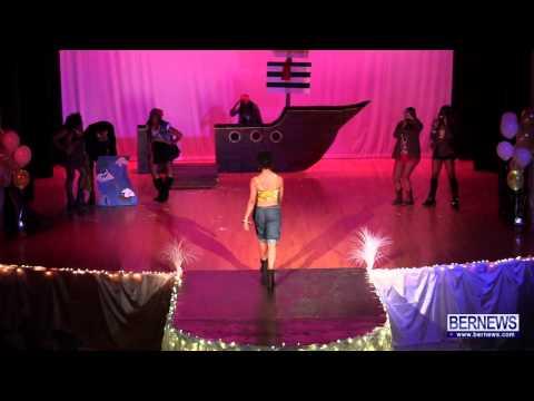 Shine Fashion Show Pot Of Gold Scene, May 3 2013