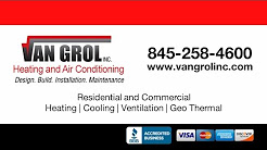 Van Grol, Inc. | Pine Island NY Residential Heating and Air Conditioning