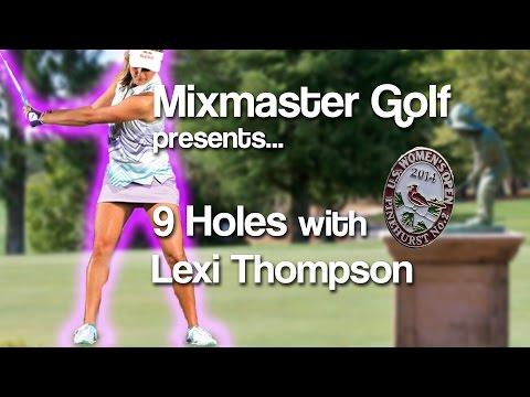 Lexi Thompson - 2014 US Open - Mixmaster Golf