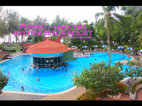 Travel Vlog: Penang, Malaysia Part1 Bayview Beach Resort | @tauyanm