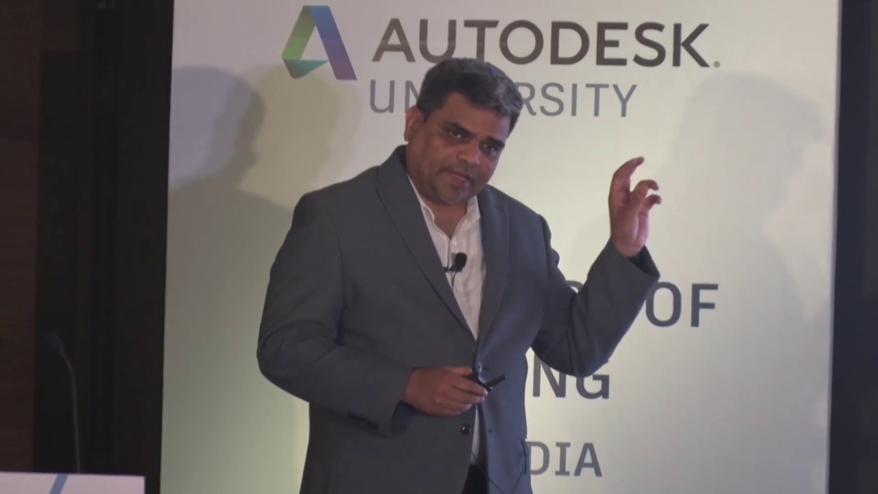 AUIN2018: Opportunities in 3D Printing | Anand Prakasam, EOS India