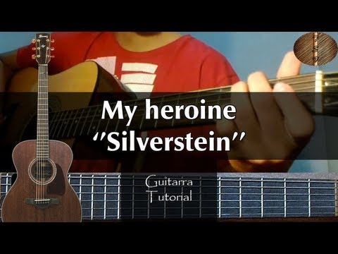 My Heroine - Guitarra Tutorial (Completo)