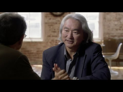Michio Kaku – Is Time Travel Possible?