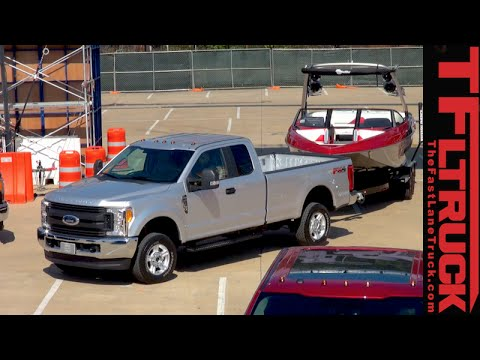 2017 Ford Super Duty Sliced Diced Revealed Critiqued