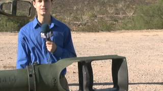 Yuma Proving Ground - Evolution of Artillery Part 2 - KYMA Channel 11 - aired on November 21, 2013)