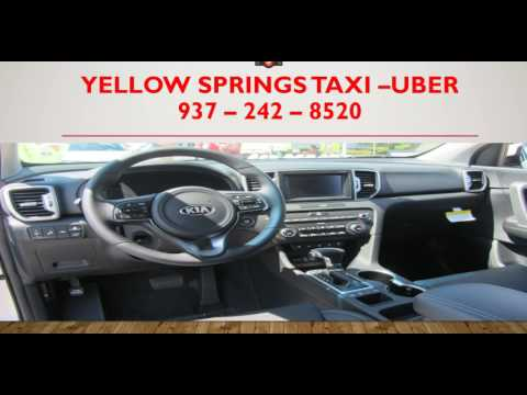 Yellow Springs Taxi – Uber 937 242 8520
